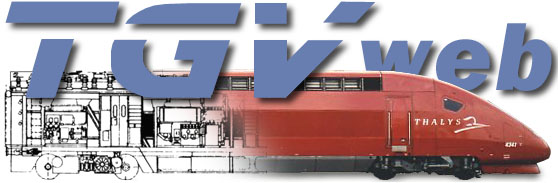 TGV web page